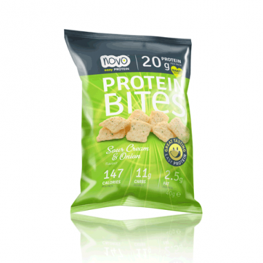 Protein Bites Sour Cream and Onion 40g