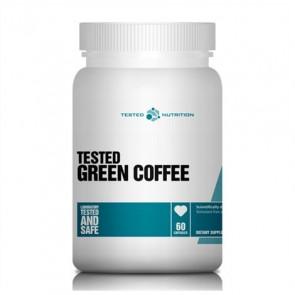 Capsules de Café Vert Tested Nutrition 60 capsules