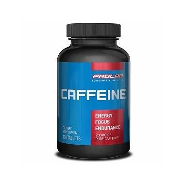 Prolab Pure Caffeine Capsules (200 mg)