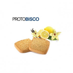Biscuits CiaoCarb Protobisco Phase 2 Vanille Citron 50 g