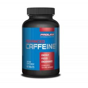 Cápsulas de Cafeína Avanzada Prolab 200 mg 60 Cápsulas