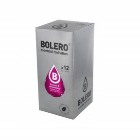 Bolero Drinks Banana & Strawberry 12 Pack