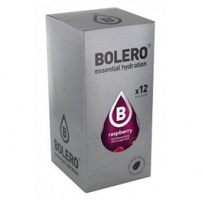 Bolero Drinks Raspberry 12 Pack