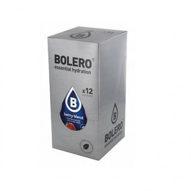 Bolero Drinks Berry Blend 12 Pack