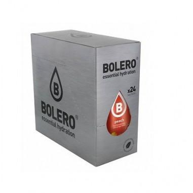 Pack de 24 Bolero Drinks Pêssego