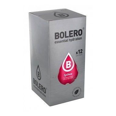 Pack de 12 Sobres Bolero Drinks Sabor Lichi