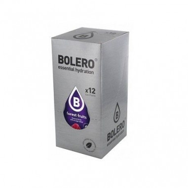 Bolero Drinks Forest Fruit 12 Pack