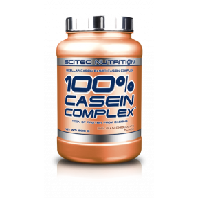 100% Casein Complex Maracujá com chocolate branco 920 g