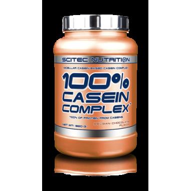 100% Casein Complex Chocolat Blanc - Fruit de la passion Scitec Nutrition 920g