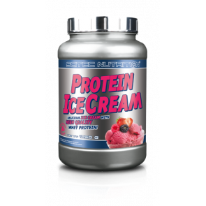 Protein Ice Cream Red Berry Mix Scitec Nutrition