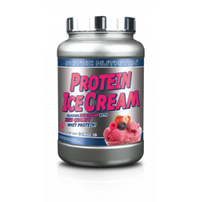 Protein Ice Cream Frutos del Bosque Scitec Nutrition 1250 g