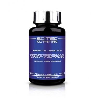 Tryptophane acide aminé essentiel 60 Capsules