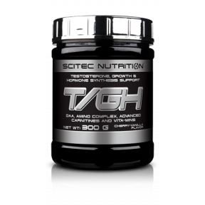 Scitec Nutrition T/GH unflavored