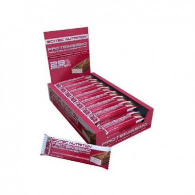 Scitec Nutrition Proteinissimo Low-Carb bar - Chocolate Raspberry