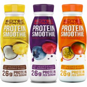 Shake Protéiné Ananas et Noix de coco de Scitec Nutrition
