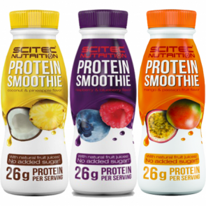 Batido de Proteína Frambuesa y Arándano de Scitec Nutrition