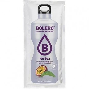 Boissons Bolero goût Ice Tea Fruit de la Passion 9 g