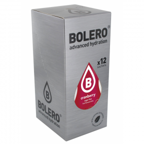 Pack 12 Bolero Drinks Red Cranberry