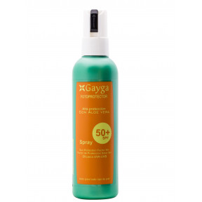 Sunscreen SPF 50 + High Protection with Aloe Vera 200ml Gayga
