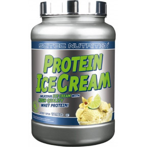Vanilla-Lime Protein Ice Cream Light Scitec Nutrition