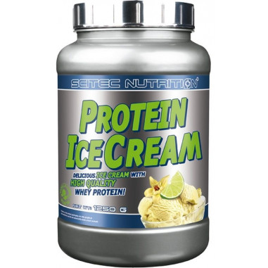 Vanilla-Lime Protein Ice Cream Light Scitec Nutrition