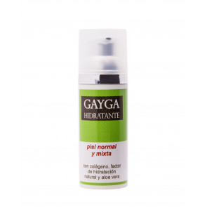 Crema Hidratante Piel Normal y Mixta Gayga 50 ml