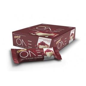 Barrita Oh Yeah! ONE sabor Chocolate Blanco con Frambuesa 60 g