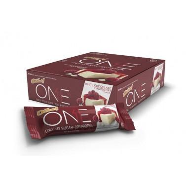 Oh Yeah! ONE Bar White Chocolate Raspberry 60 g