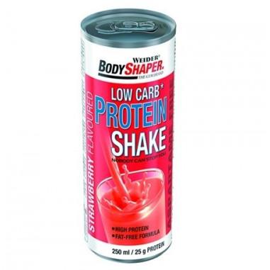 Low Carb Protein Shake Sabor Morango 250 ml