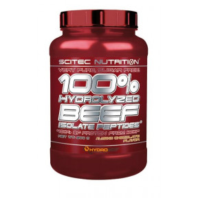 100% Hydrolyzed Beef Scitec Nutrition Amande - Chocolat 900g