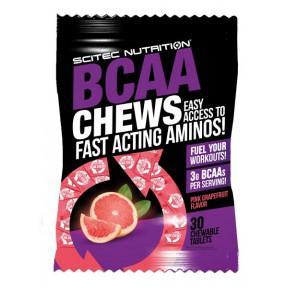 Scitec Nutrition Grapefruit BCAA Chews