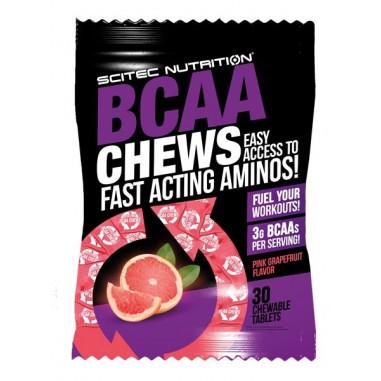 BCAA Chews toranja de Scitec Nutrition