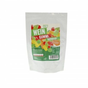 LCW Low Carb Gummies geometry fruity mix 250 g