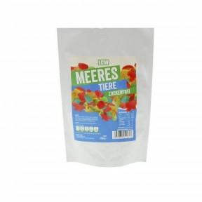 Bonbons low-carb mix de la mer 250 g LCW