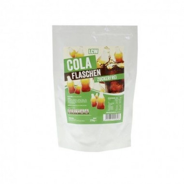 LCW Low Carb Gummy Cola Botles 250 g