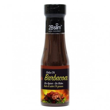 Sauce Barbecue 0% 2bSlim 250ml