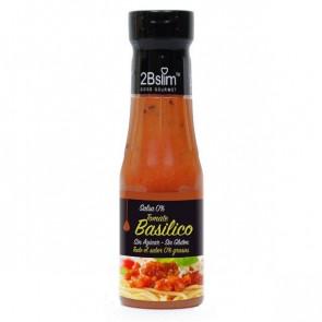 Salsa de Tomate con Albahaca 0% 2bSlim 250 ml