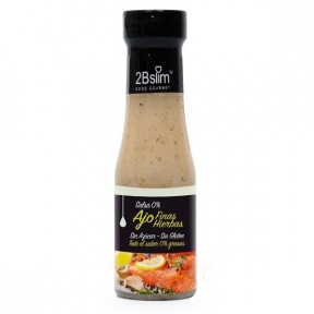 2bSlim 0% Herbs Garlic Sauce 250 ml