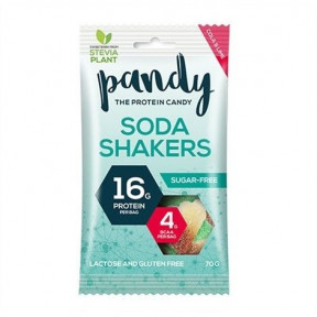 Gominolas Proteicas Soda Shakers 70g Pandy