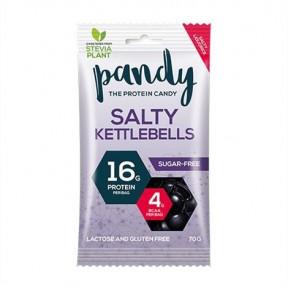 Gominolas Proteicas Salty Kettlebells 70g Pandy