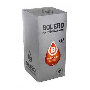 Bolero Drinks Red Orange 24 Pack