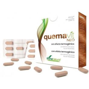 Queimador de gordura Quemavit Neo 28 comprimidos
