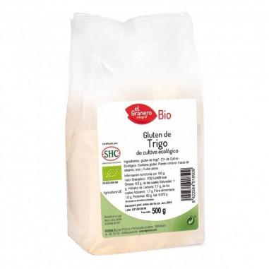 Gluten de Trigo El Granero Integral 500 g