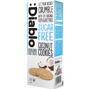 Cookies de coco sin azúcar :Diablo 150g