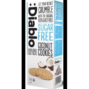 :Diablo sugar free coconut cookies 150g