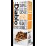 Cookies aux cacahuètes nappées de chocolat sans sucre :Diablo 150g