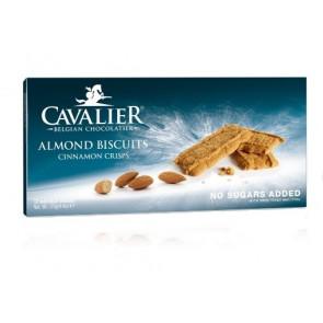 Biscuits aux Amandes et Cannelle sans sucre (Spéculoos) Cavalier 125 g