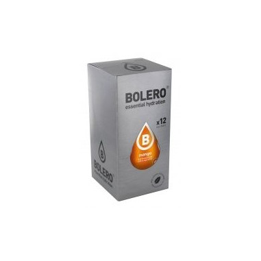 Pack de 12 Sobres Bolero Drinks Sabor Mango