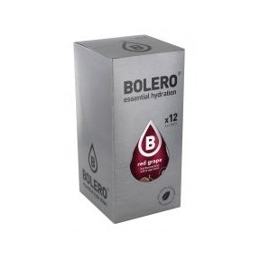 Pack 12 sachets Boissons Bolero Raisin Rouge