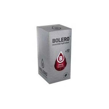 Pack de 12 sobres Bolero Drinks Sabor Cereza